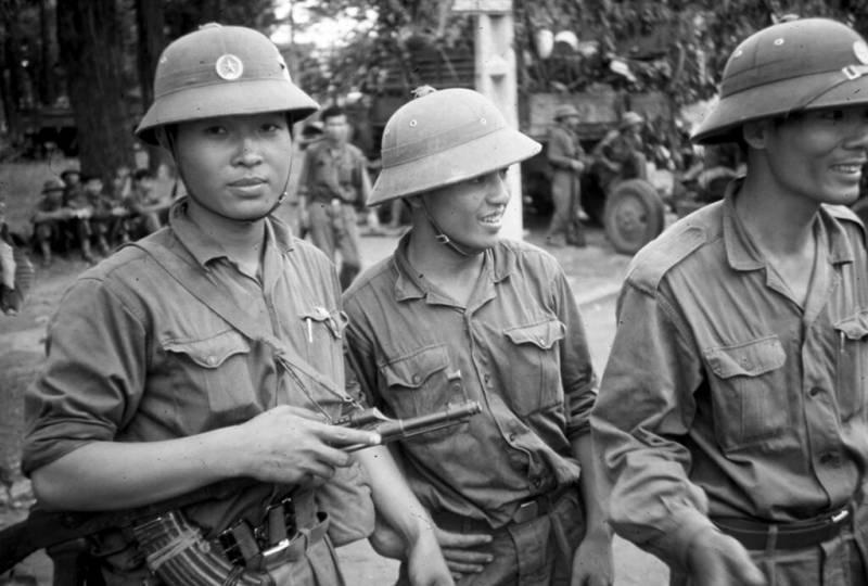 Тропа Хо Ши Мина. Переломное сражение