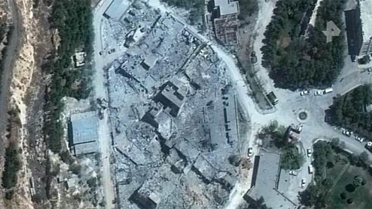 Американцы и союзники нанесли в Сирии «фейковый удар» в ответ на «фейковую химатаку»
