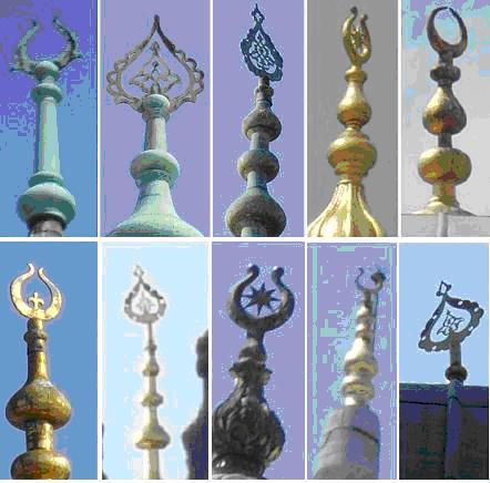 Необычный символ ислама