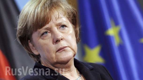 Меркель разрушает сокровенные мечты Порошенко