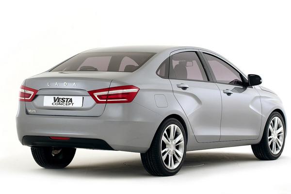 Первую Lada Vesta выпустят в Ижевске