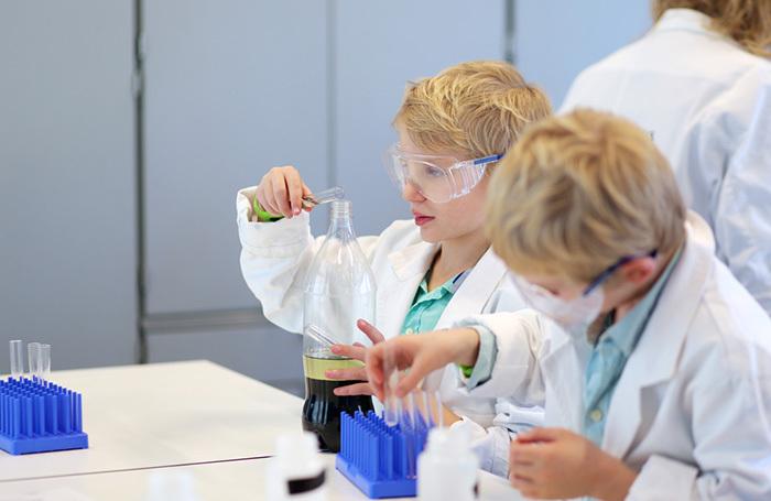 Учитель в сети: в школах Омской области ввели онлайн-уроки химии и биологии