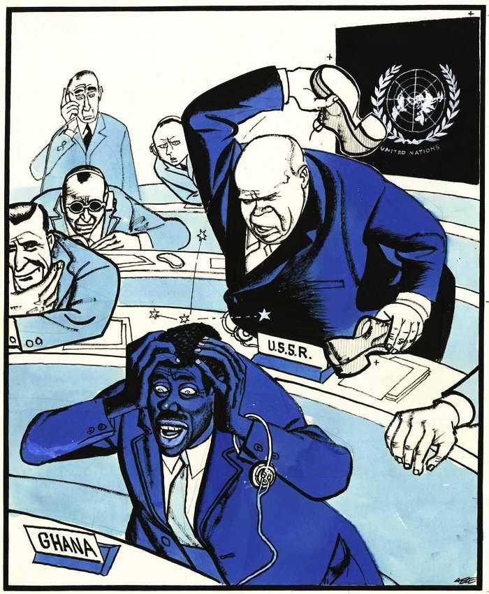 Как СССР мешал жить всему миру