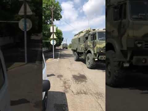 Российские военные ворвались в армянское село и устроили стрельбу