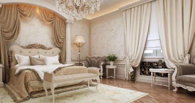 Дизайн интерьера спальни - и…