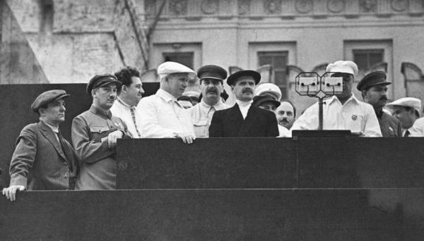 Ягода, Хрущев, Сталин(2016)|Фото