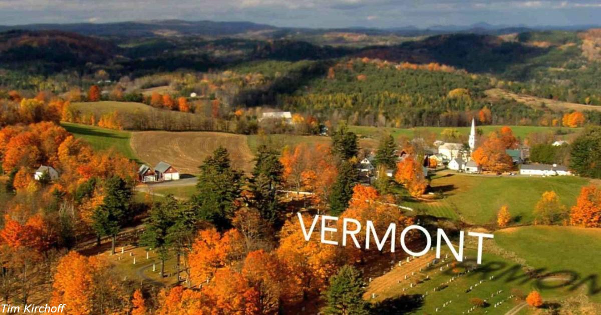 Появилась возможность переехать в американский Вермонт и работать дома и за это получить $10 000