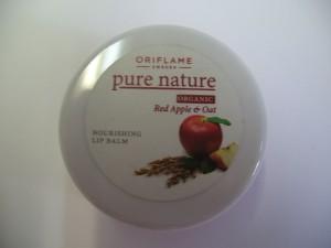 Питательный бальзам для губ «Pure nature» от Oriflame