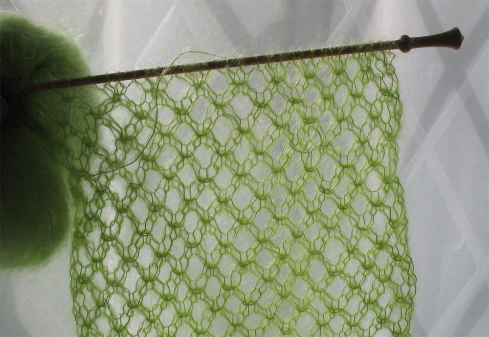 Вязание спицами схемы и модели с мохера