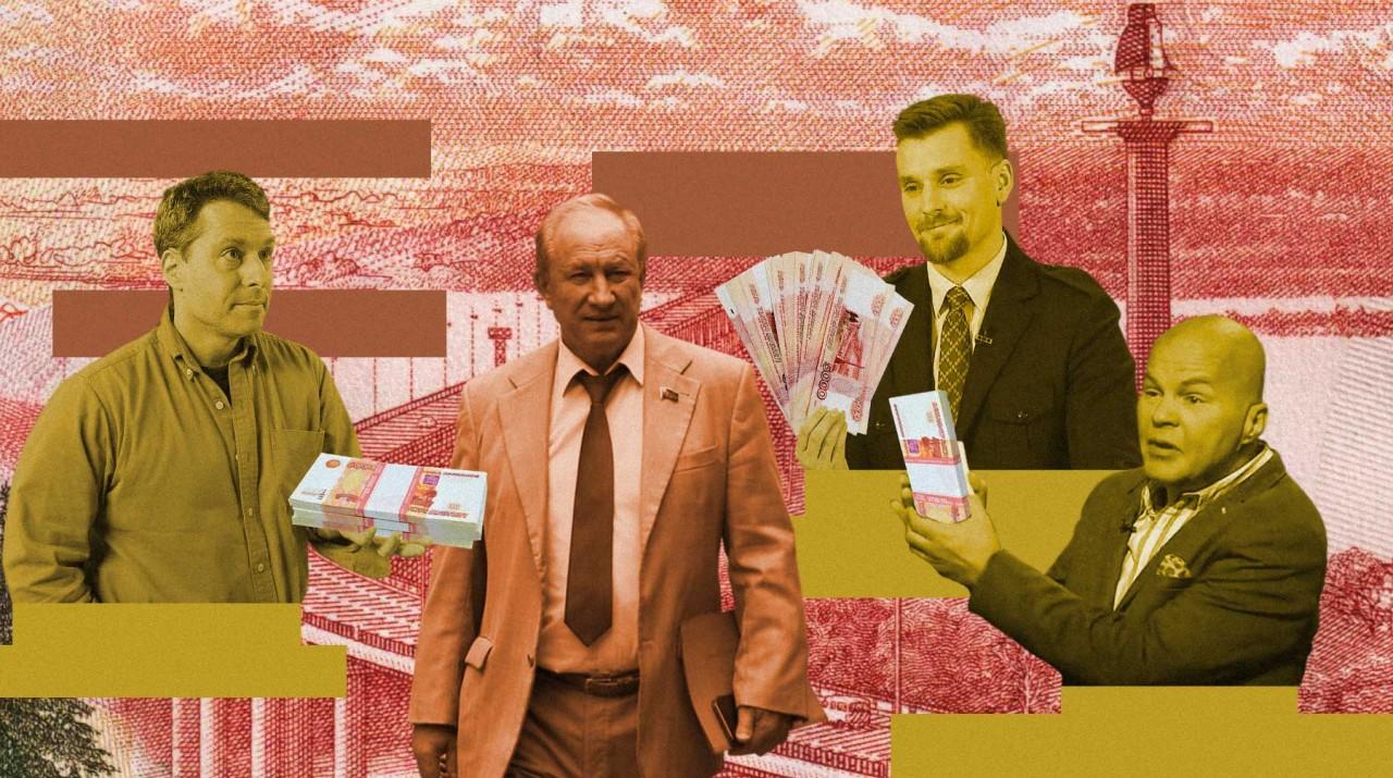 Счетную палату просят проверить гонорары экспертов политических ток-шоу на госканалах
