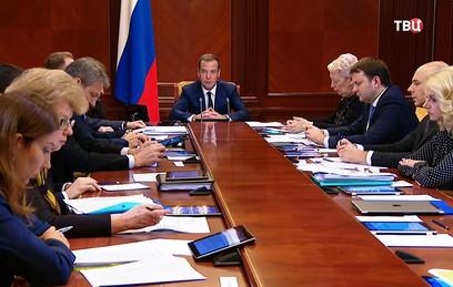 Медведев пообещал 40 инновационным вузам господдержку