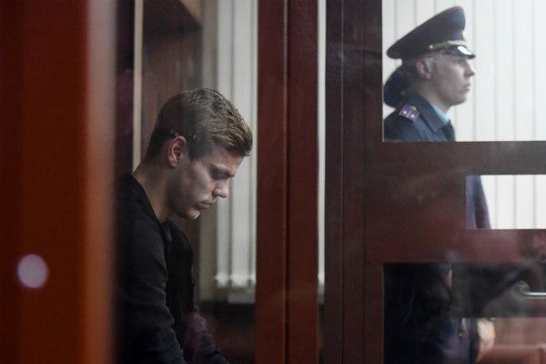 Кокорина и Мамаева арестовали на два месяца