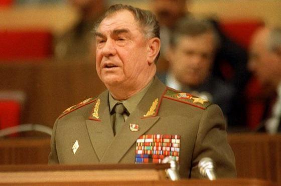 За что в Литве хотят посадить бывшего министра обороны СССРЯзова
