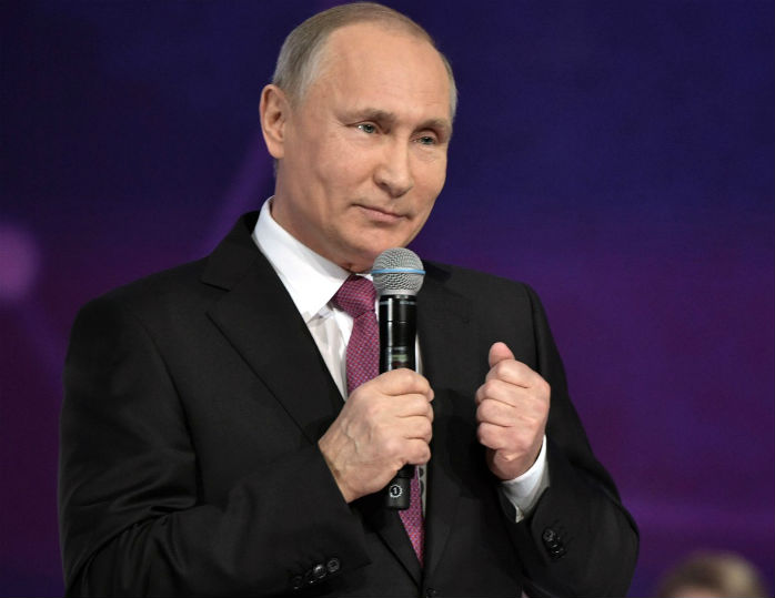 Владимир Путин дал свой прог…