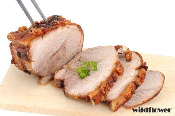 Запеченная свинина