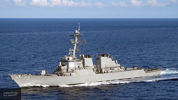 «Дональд Кук» в Черном море: поведение Шестого флота США не напугает Россию
