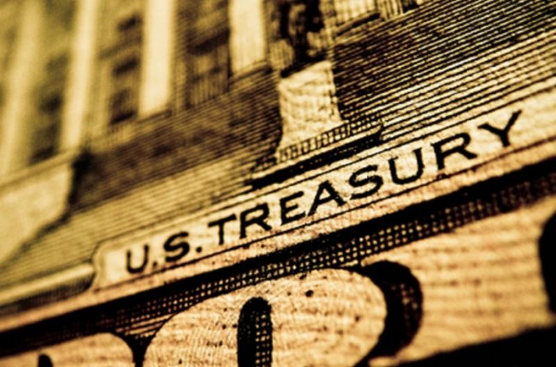 Россия снизила активы в гособлигациях США на $3,1 млрд