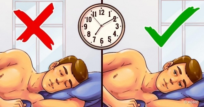 Как научиться засыпать за 1 минуту
