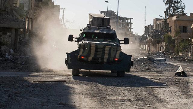 Лавров рассказал о попытках США расколоть Сирию