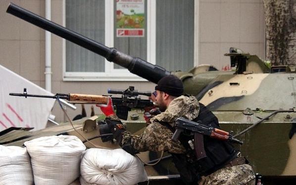 Новороссия начала операцию по принуждению Украины к адекватности