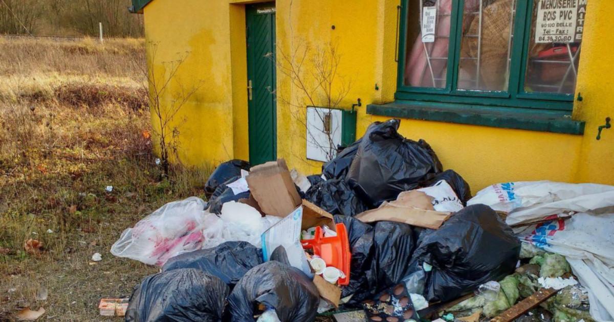 Выйди вынеси мусор во Францию