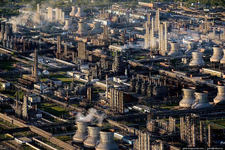 Нижнекамск— столица нефтепереработки России