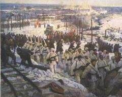 18 января - День прорыва блокады Ленинграда