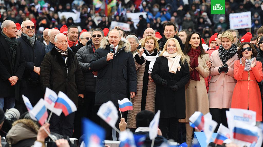51 процент россиян хотели бы видеть Владимира путина на посту президента после 2024 года