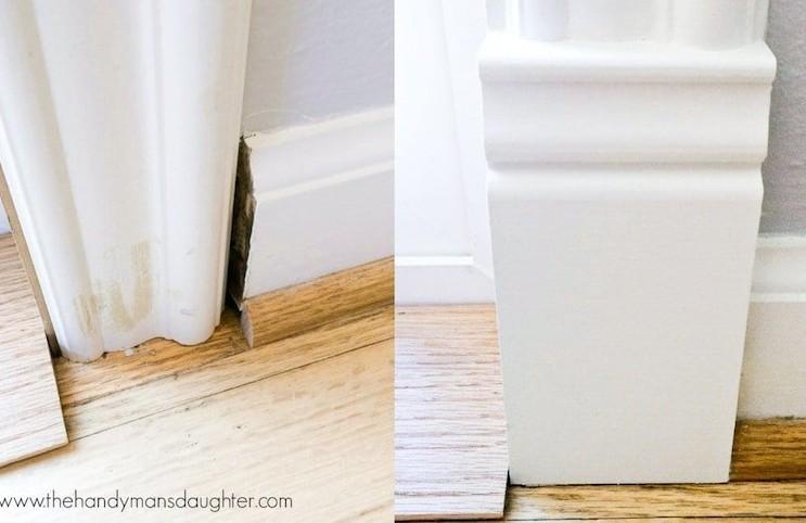 Тотальное преображение дверного проема бюджетно, дом, идеи, креатив, ремонт, своими руками, советы, фото
