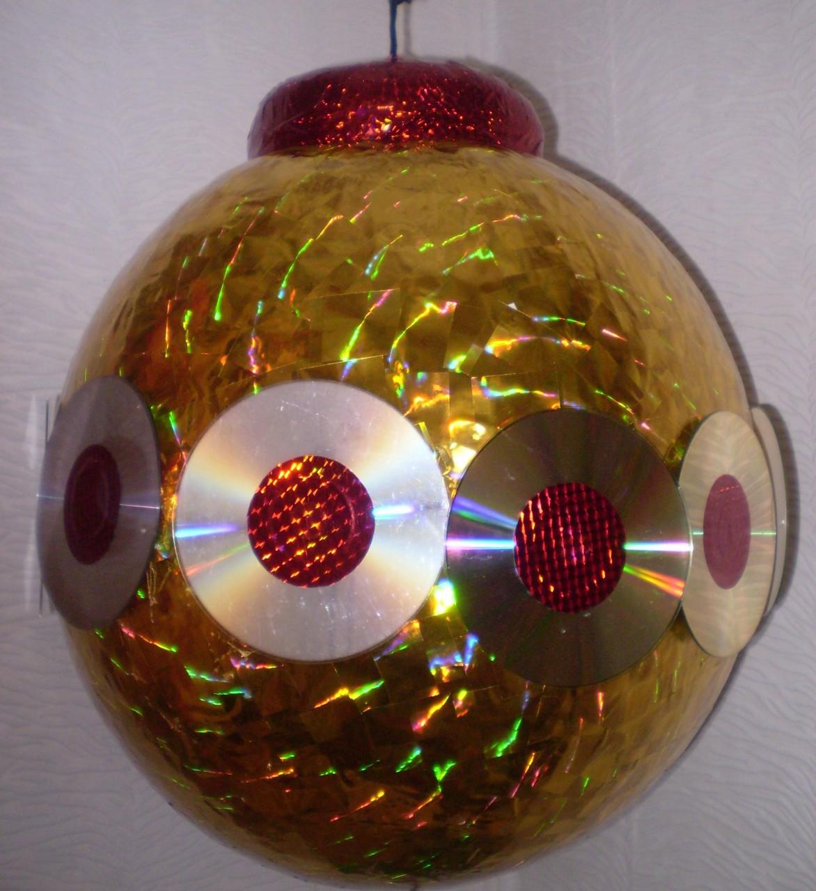 Сувениры своими руками из подручных материалов на новый год