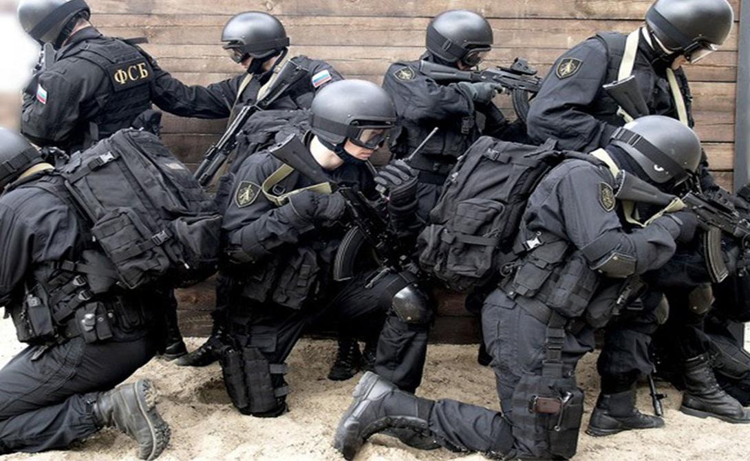 Смертоносные спецподразделения России, которые наводят страх одним именем