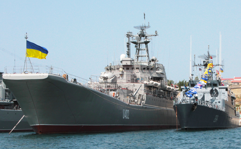 «Волчья стая» Украины пустит корабли ЧФ России на дно