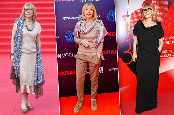 Элегантная простота: как одевалась Вера Глаголева