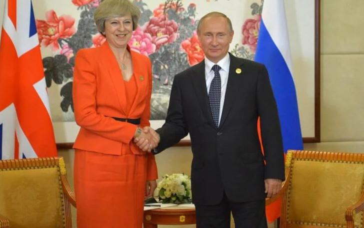 Тереза Мэй дала понять: «Восточное партнёрство» действует против Москвы