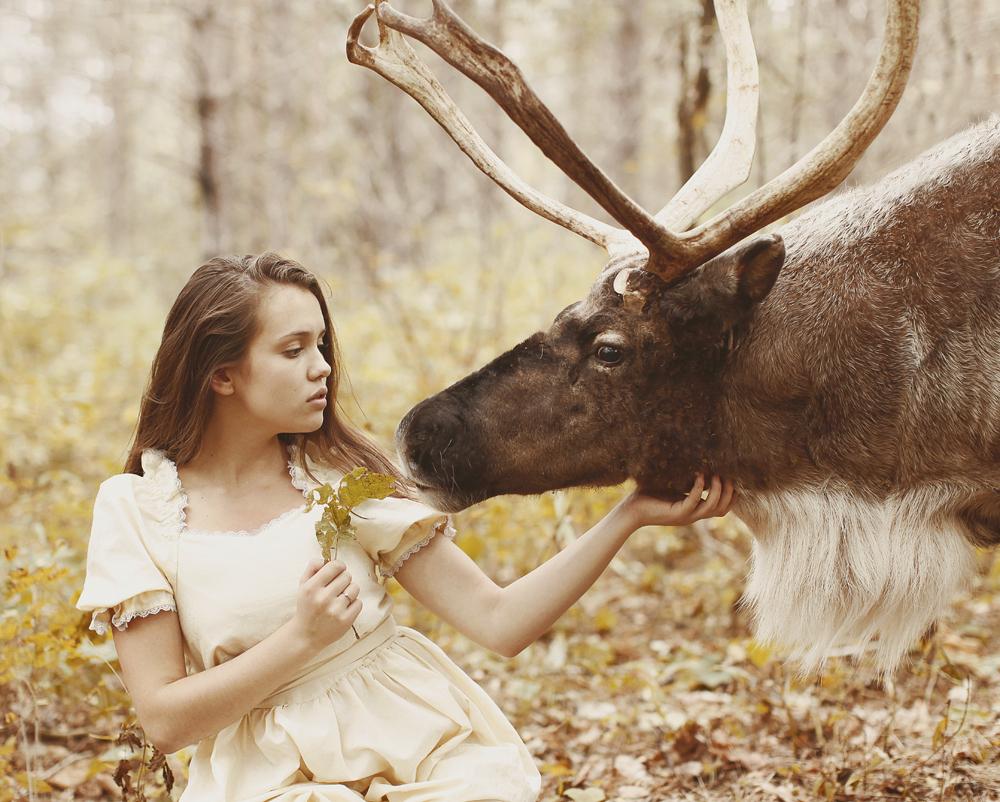 Сказочные фотографии Катерины Плотниковой