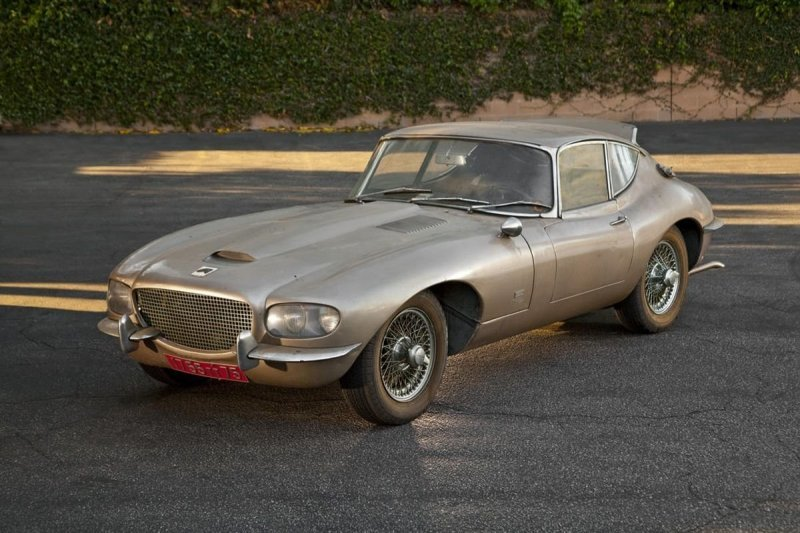 Jaguar E-Type Coupe by Pichon-Parat 1966 – Личный Ягуар Реймонда Лоуи