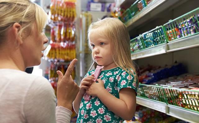 Беседа с ребенком