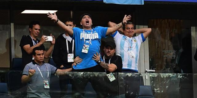 ФИФА уволила Марадону с долж…