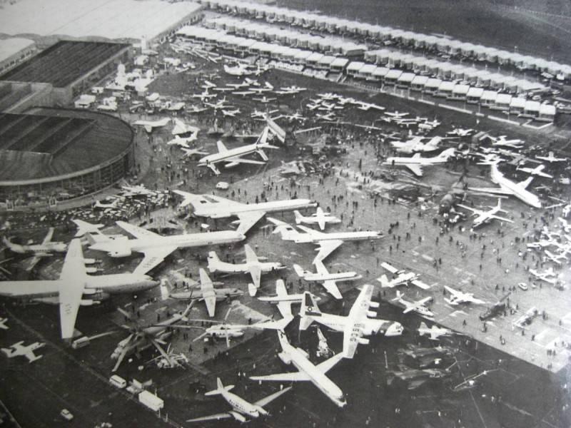 Ан-22: «Летающий собор» Страны Советов. Часть 1
