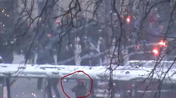 Журналисты доказали, что майдановца Жизневского убили не «беркутовцы»
