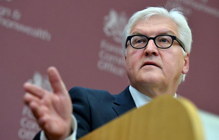 МИД Украины вызвал посла Германии в связи с заявлениями министра Штайнмайера