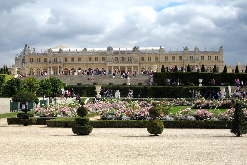 Версаль. Франция. Часть 7.