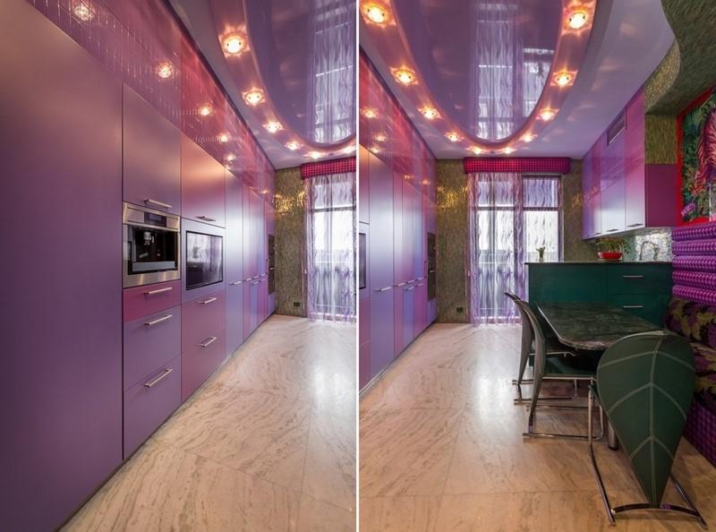 дизайн квартиры в европейском стиле