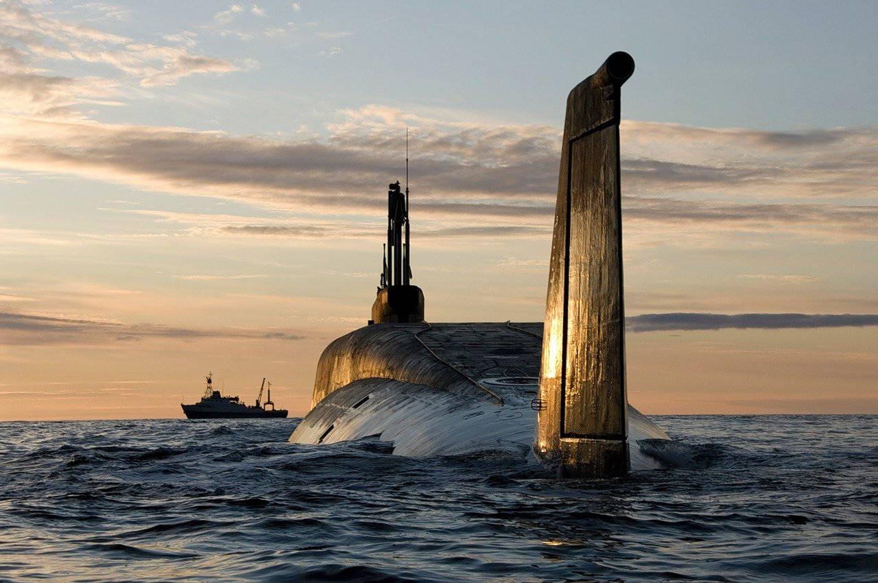 атомная лодка юрий долгорукий