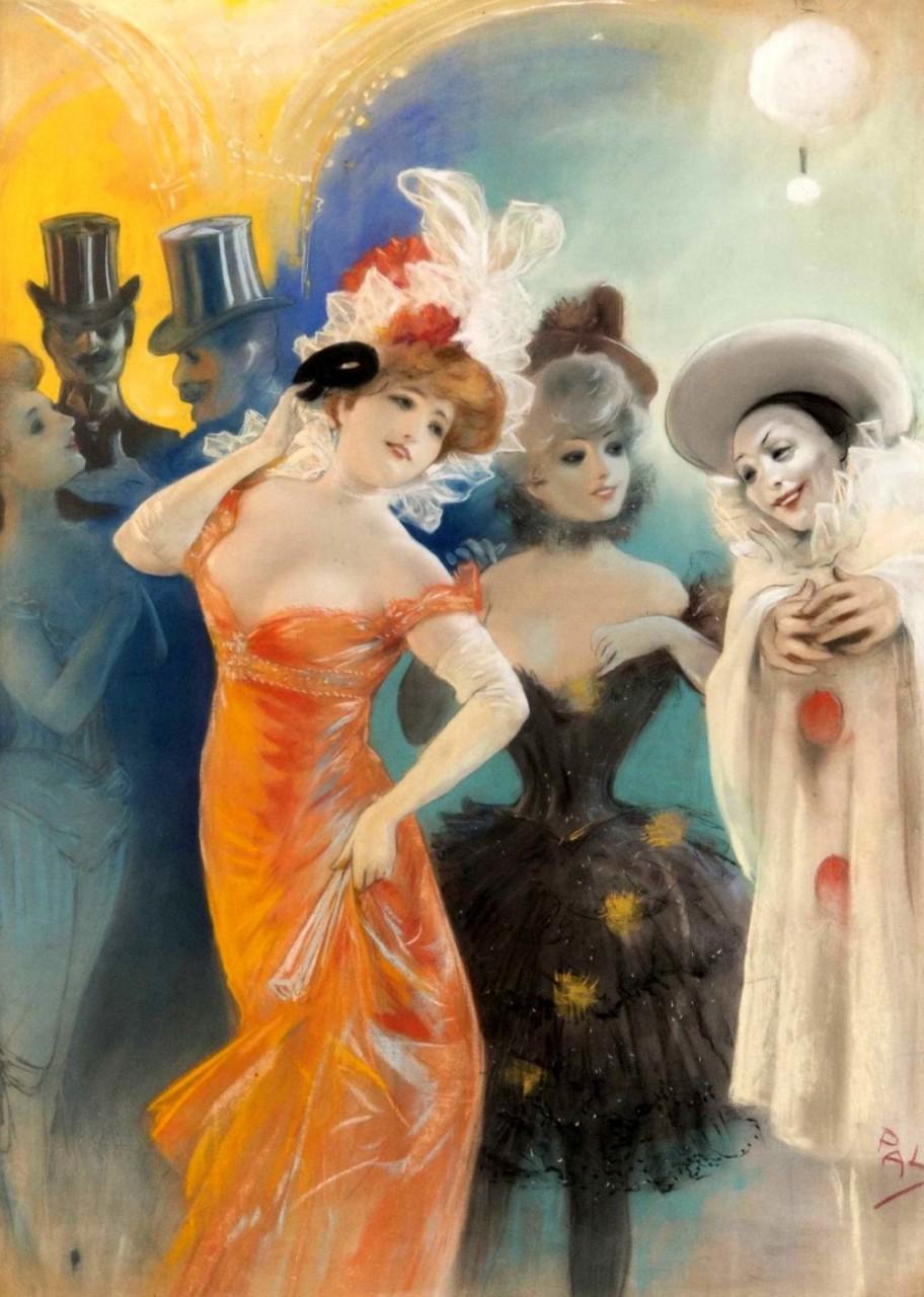 Венгерский художник Пал Фрид и искусство в искусстве