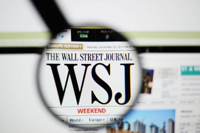 Wall Street Journal докапывается до «Запада–2017»