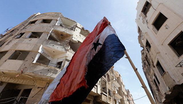 Новости Сирии. Сегодня 12 мая 2018