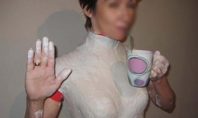 Как сделать манекен своими руками манекен, своими руками, тело