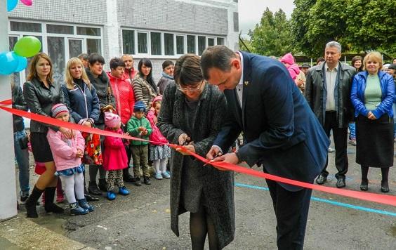 ДНР: ВДебальцево открылся восстановленный после боев детский сад