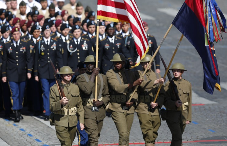 Стоимость проведения военного парада в Вашингтоне оценили в $92 млн